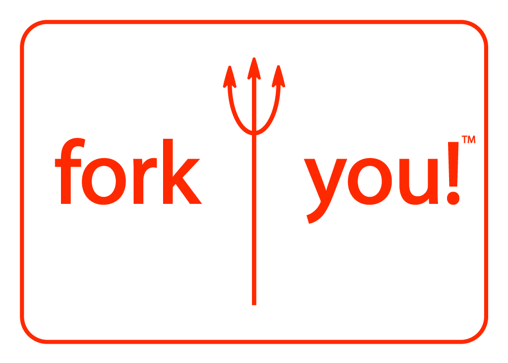 Fork-You-Red